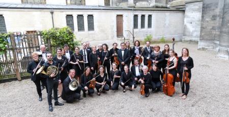 Concert de Noël à l'église St-Vivien