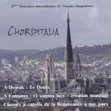 Visuel CD - Chorspitalia – Rouen 2005