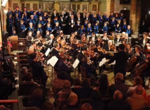 Concert de Noël - St Vivien - 2014