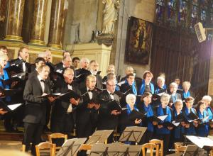 Concert de fin d'année - St-Vivien - 2016