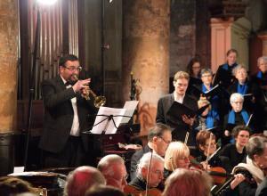 Concert de Noël - Église St Vivien - Rouen - 2016